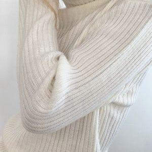 Vintage Ribbed Summer Knit Pullover